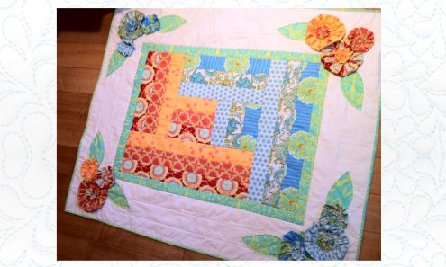 Playful Posies Quilt