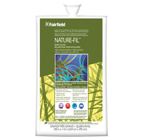 Nature-Fil™ Bamboo Blend Batting 100″ x 116″