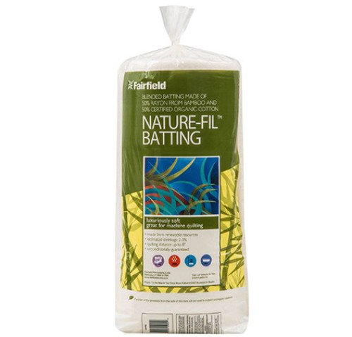 Nature-Fil™ Bamboo Blend Batting 60″ x 60″