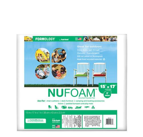 NuFoam™ Pad 15″ x 17″ x 1″ thick