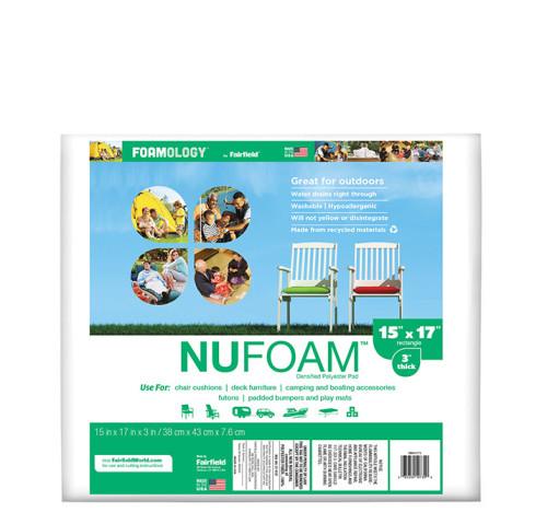 NuFoam™ Pad 15″ x 17″ x 3″ thick