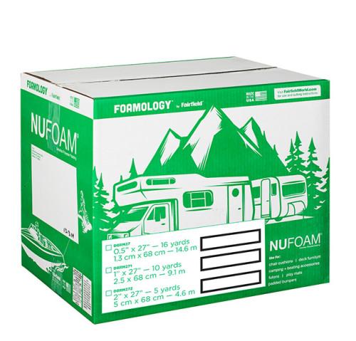 NuFoam™ Pad 27″ x 5 Yards x 2″ thick