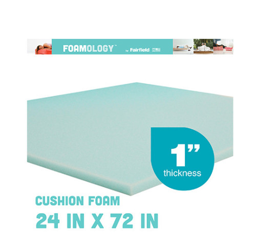 Soft Support Foam 72″ x 24″ x 1″ thick