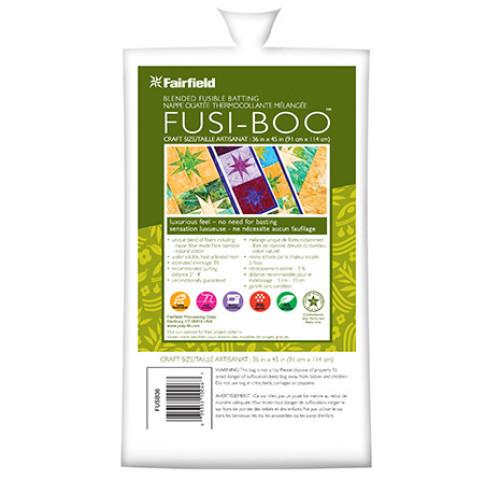 Fusi-Boo™ Fusible Batting 36″ x 45″