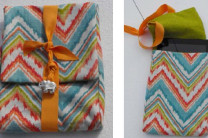 Fabric Tablet Wrap