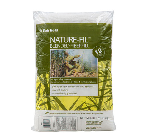 Nature-Fil™ Bamboo Fiber Fill 12 ounce Bag