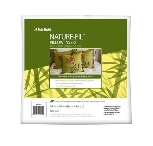 Nature-Fil™ Pillow 18″ x 18″