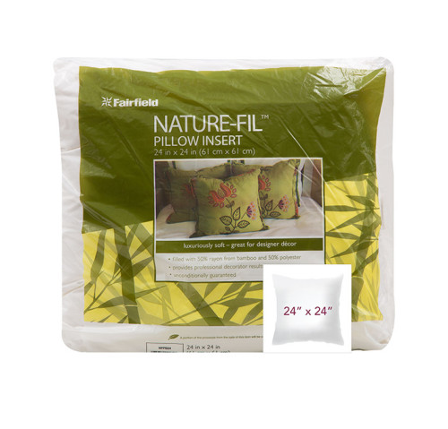 Nature-Fil™ Pillow 24″ x 24″
