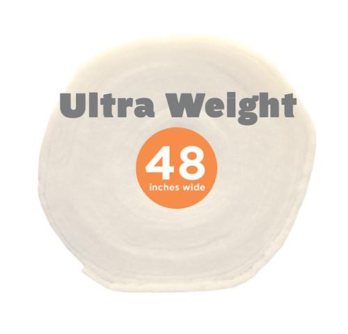 Poly-Fil® Ultra-Weight Batting 48″ wide x 18 yard Roll