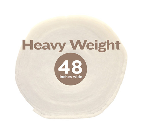 Poly-Fil® Heavy-Weight Batting 48″ wide x 22 yard Roll