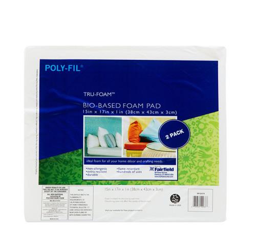 Tru-Foam™ Pad 15″ x 17″ x 1″ thick – 2pc