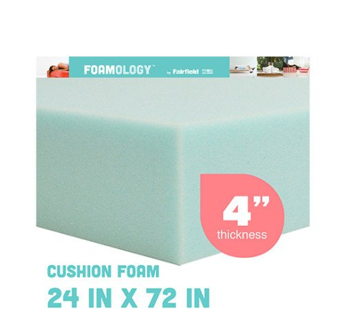 Soft Support Foam 72″ x 24″ x 4″ thick