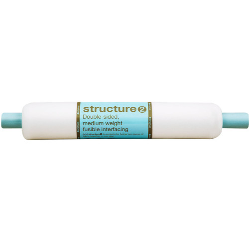 Structure Double Sided Fusible Interfacing 20″ Wide X 20 Yard Roll