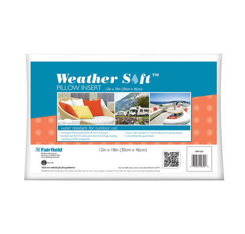 Weather Soft™ Indoor/Outdoor Pillow 12″ x 18″