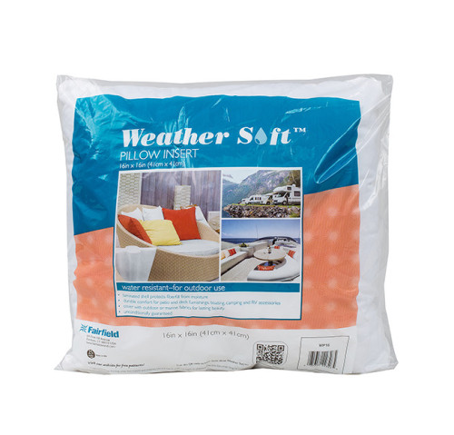 Weather Soft™ Indoor/Outdoor Pillow 16″ x 16″
