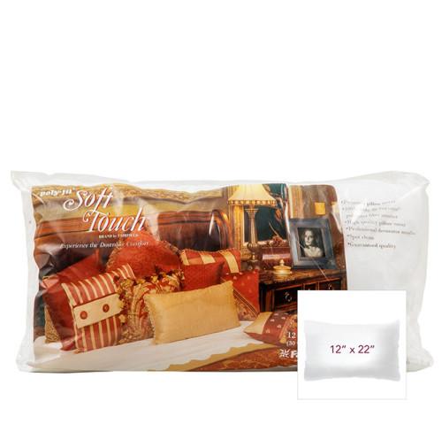 Soft Touch® Pillow 12″ x 22″