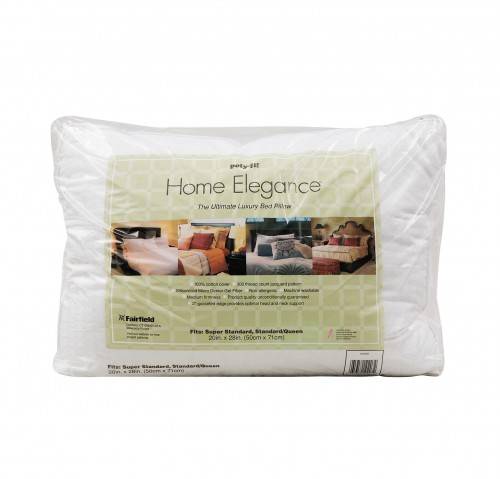 Home Elegance® Pillow – Box Edge 20″ x 28″ x 2″