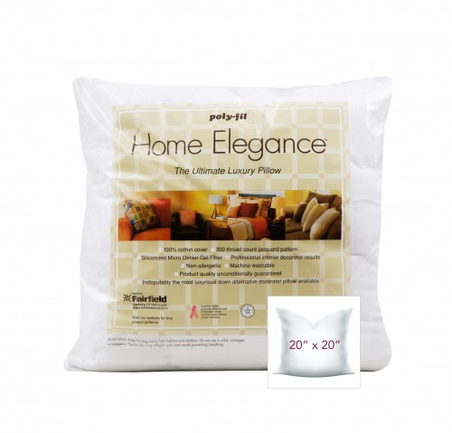 Home Elegance® Pillow 20″ x 20″