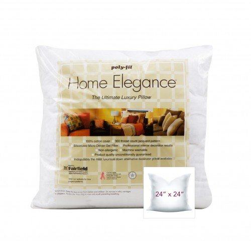 Home Elegance® Pillow 24″ x 24″