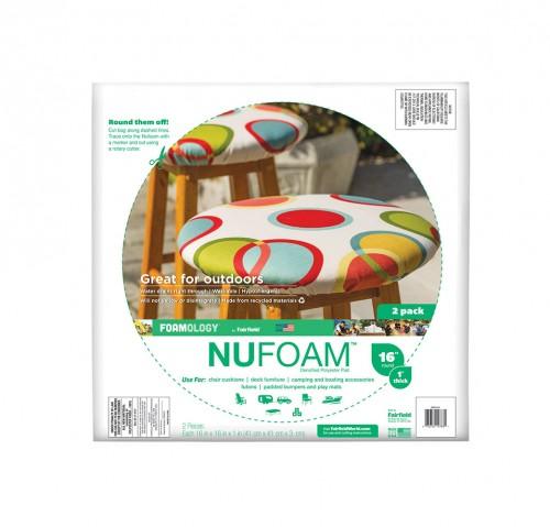 NuFoam™ Pad 16″ x 16″ x 1″ thick – 2pc