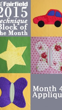 2015 Block of the Month - Month 4