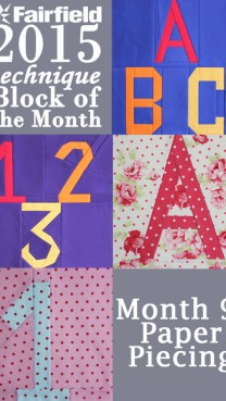 Block of the Month 9