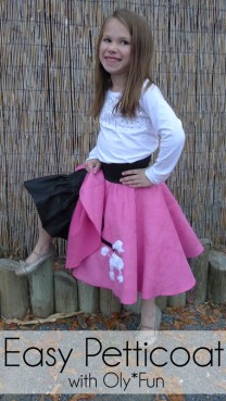 Easy Petticoat with Oly-Fun