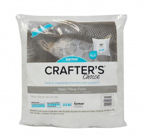 Crafter's Choice® Pillow 16″ x 16″