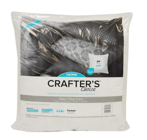 Crafter's Choice® Pillow 20″ x 20″