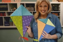How to make fabric-covered wall designs for a kid's room with Pull-Aparts Design Foam