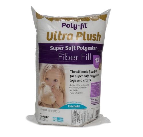 Poly-Fil Supreme® Ultra Plush Fiber Fill 12 ounce Bag