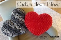 Cuddle Heart Pillows