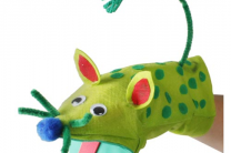 Oly*Fun Hand Puppet by United Art & Education