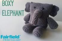 Boxy Elephant