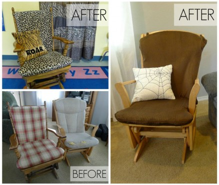 Rockin' Rocker Makeover