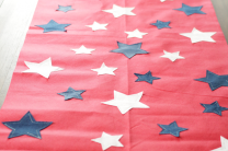 Patriotic Table Runner