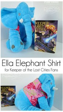 Ella Elephant Shirt Pattern