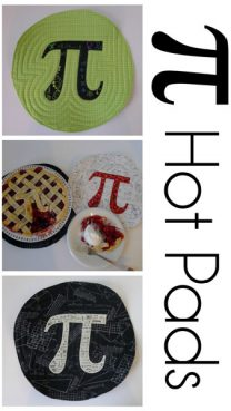 Geeky Pi Hot Pads