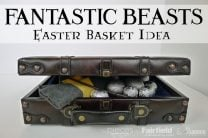 Fantastic Beasts Easter Basket