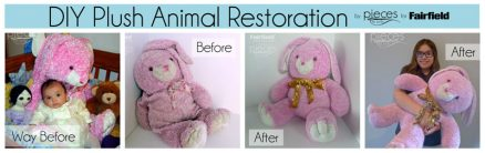 Plush Animal Restoration
