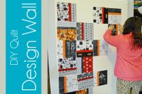 DIY Double-Sided Design Wall
