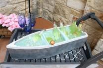 Boat Shaped Cooler DIY
