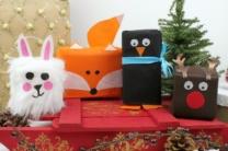 Animal Themed Gift Wrap Ideas