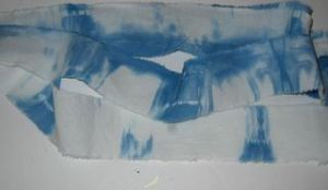 indigo dye strips