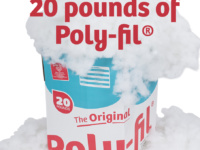 Enter to win 20 pounds of Poly-fil!