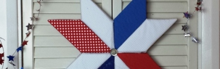 Patriotic Soft Foam Star