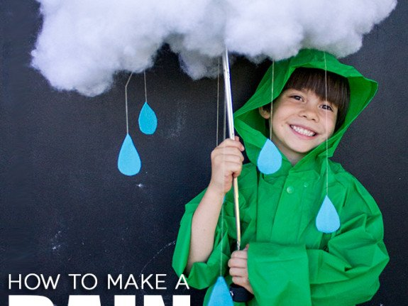 Rain Cloud Halloween Costume - Fairfield World Blog