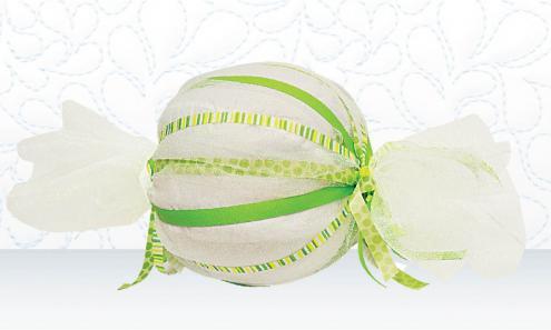 Candy Pillow Ball