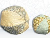 Free pattern for ball pillow