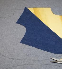 Use Foam to Make Pattern